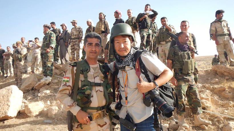 r-lib | 堀内 美乃 × 久保田弘信 戦場ジャーナリストとして伝えたいのは、戦火の中にも一般市民がいるということ